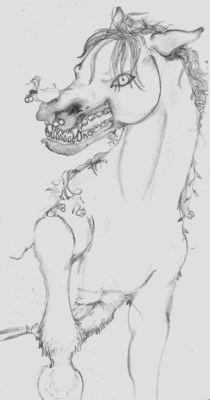 Dämon-Pferd von tunichtgut95