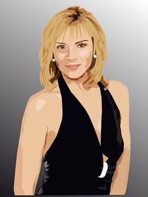 Kim Catrell by Stefanie Hahn