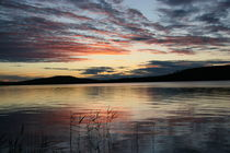 Die Mittsommernacht am Raanujärvi - Finnland von oktopus4