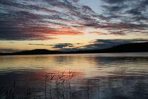 Die Mittsommernacht am Raanujärvi - Finnland by oktopus4