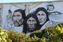 Murals Chamainus - Canada BC von oktopus4