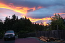 Canada Vancouver Island am Abend by oktopus4