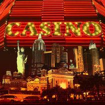 Reisetraum - XII Las Vegas by Katrin Parnitzke