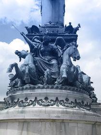 Wiener Denkmal by Katrin Parnitzke