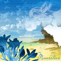 Reisetraum - IV Mauritius von Katrin Parnitzke