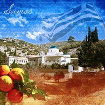 Reisetraum - VII Griechenland von Katrin Parnitzke