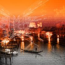 Reisetraum - VII Venedig von Katrin Parnitzke