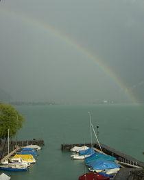 Regenbogen von sansara