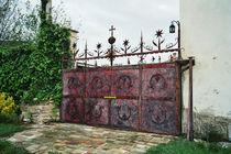 Pilgertür auf dem Jakobsweg von sansara