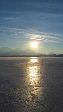 Sonnenuntergang auf Eis by sansara