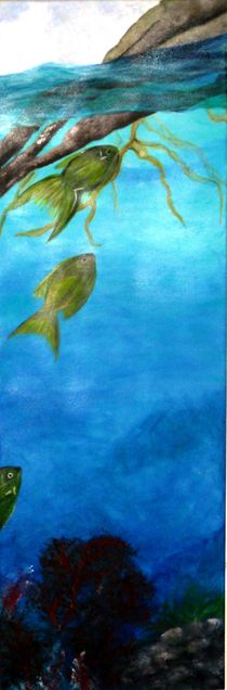 Unterwasserwelt von Sylvia Hackhausen