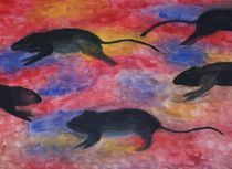 Running Rats by kattobello