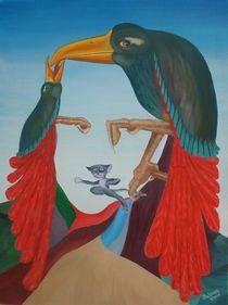 Mona Lisa (Phantasievögel von Horst Rehmann