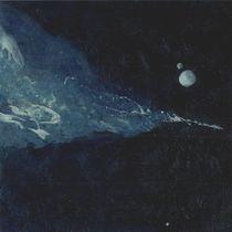Planet mit Mond