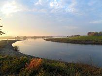 Einfahrt zum Elde-Müritz-Kanal by peter norden