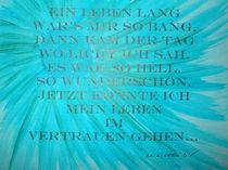Gedicht von Silvana Viola Preuß