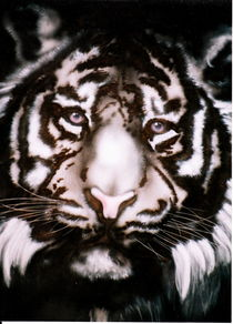 tigergedanke by Wolfgang Rasputin