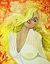...einfach blond... von Wolfgang Rasputin