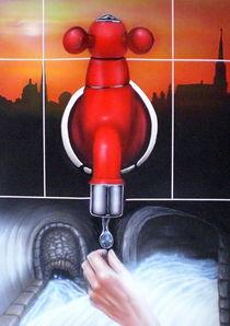 Wasser spüren by Wolfgang Rasputin