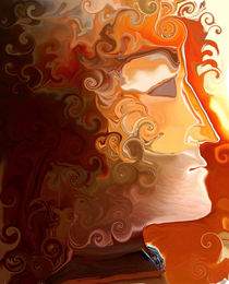 Die goldene Maske by inti