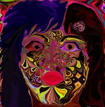 Portrait Angstvolles Staunen von inti