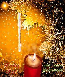 Gruß zur Weihnacht  3 by inti