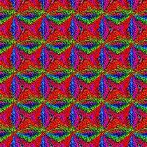 Muster  fröhlichbunt von inti