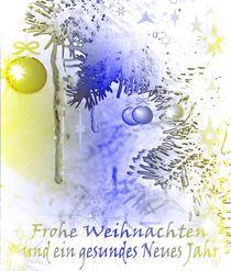Gruß zu Weihnachten  5 by inti