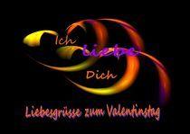 Valentinstag IV von inti