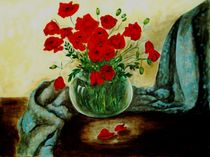 Mohn by irmgard Fuchs
