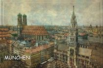Muenchen by Marie Luise Strohmenger