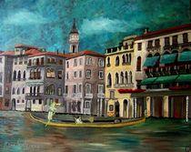 Oh bella Venecia von Marie Luise Strohmenger
