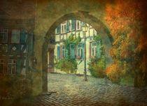 Herbstliche Idylle von Marie Luise Strohmenger