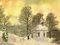 Schneezauber von Marie Luise Strohmenger