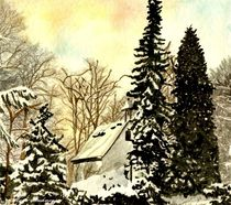 Deutscher Winter by Marie Luise Strohmenger