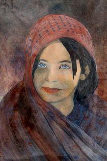 Orientalische Schoenheit by Marie Luise Strohmenger