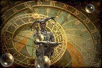Zeit ist eine Illusion von Marie Luise Strohmenger