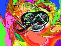 die taucherbrille - kpmArt von mixedart