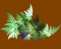 Blätterbusch von fraktalise