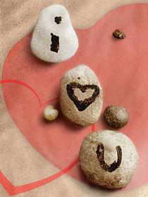 I LOVE U by Olesija Tovstukha