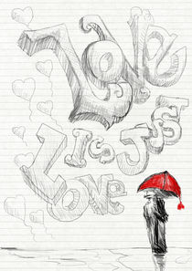 Love is just... by Lucas Alcantara