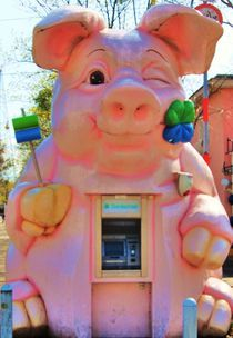 Geldautomat by alicante