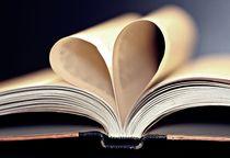 I love books! by Sandra Rösch