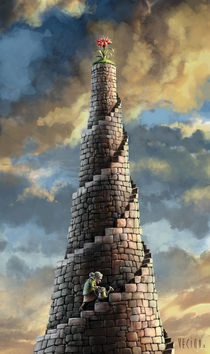 'TOWER OF MABEL' von Santiago Vecino