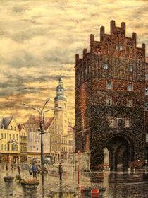 Hohes Tor by Wilhelm Brück