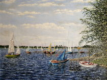Segelsommer by Wilhelm Brück