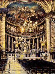 Madeleine à Paris by Wilhelm Brück