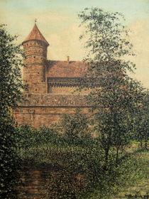 Schloss zu Olsztyn by Wilhelm Brück
