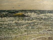 Abend am Meer von Wilhelm Brück