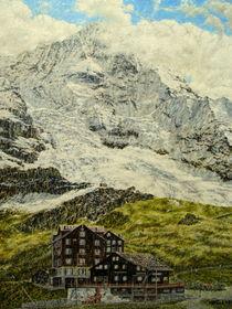 Vor dem Mönch by Wilhelm Brück